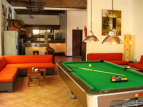 Billiard-Lounge